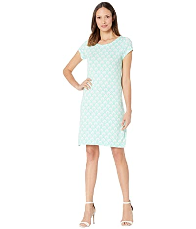 Hatley Nellie Dress (Scallops Blue) Women