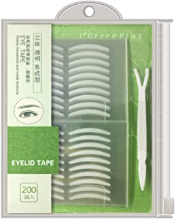 400Pcs Natural invisible Single Side Eyelid Tape Stickers Medical-use Fiber Eyelid Lift..
