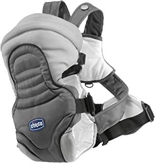 Chicco CH110-5 Soft & Dream Baby Carrier - Graphite