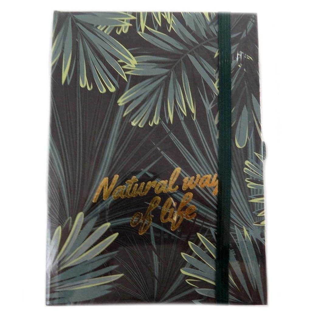 [リリーの宝 (Les Tresors De Lily)] (Jungle コレクション) [Q0625] ノート グリーン