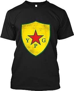 kurdish flag patch