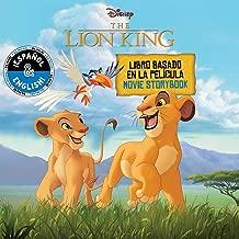 Disney The Lion King: Movie Storybook / Libro basado en la película (English-Spanish) (20) (Disney Bilingual)