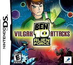 Ben 10 Alien Force: Vilgax Attacks for Nintendo DS