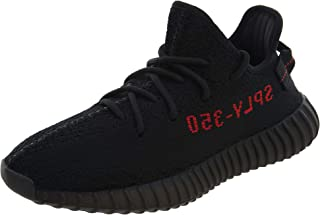 yeezy 350 boost v2 black red