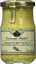 Edmond Fallot Dijon Mustard with Tarragon (7 ounce)