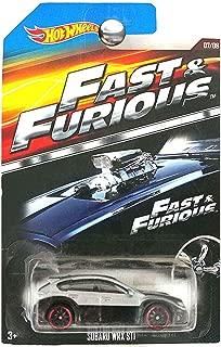 Hot Wheels Fast & Furious Subaru WRX STI Diecast Car 07/08 by Hot Wheels