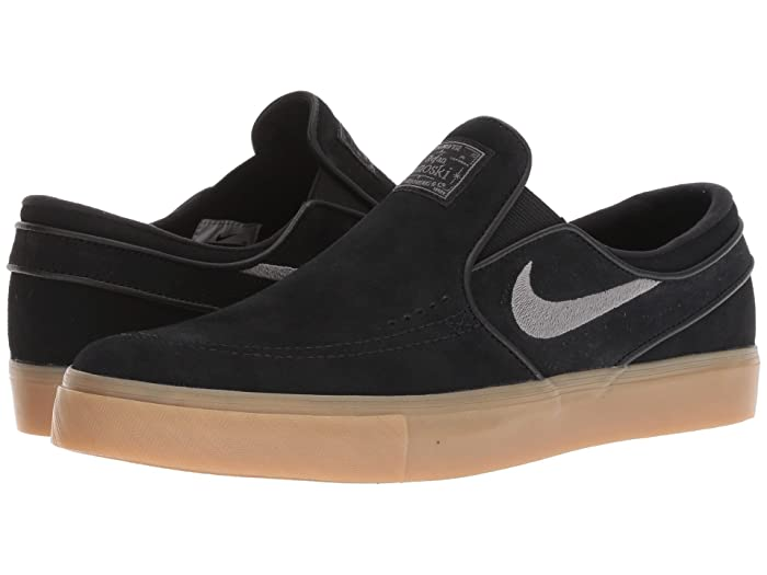 sports shoes c904e 2b640 Nike SB Zoom Stefan Janoski Slip-on - Suede at Zappos.com