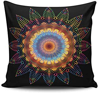 Spiffy Cushion Cover No Filling, Multi-Colour, 45 x 45 cm, 425SPF3254