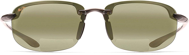 Maui Jim Ho'okipa Reader Rectangular Reading Sunglasses