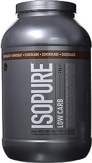Isopure Whey Bajo Carbohidratos y Bajo Azúcar, Chocolate - 2000 g