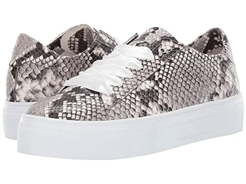 604e76197786 Kennel   Schmenger Big Satin Lace Snake Sneaker at Luxury.Zappos.com