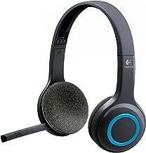 Logitech Over-The-Head Wireless Headset H600 (Renewed)