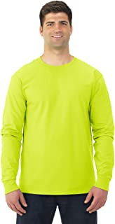 Fruit of the Loom 5 oz. 100% Heavy Cotton HD Long-Sleeve T-Shirt (4930)