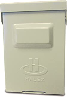 Halex HNF60R AIR CONDITIONER DISCONNECT EACH, 60 Amp, Gray