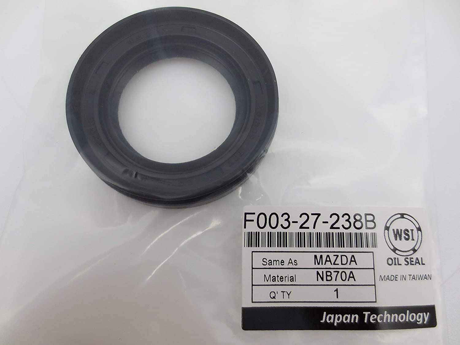 WSI F003-27-238B Shaft Seal for - Max 52% OFF Mazda New Free Shipping differential