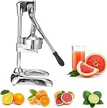 Máquinas de centrífugas, Espremedor manual de frutas e espremedor de laranja, Espremedor de frutas cítricas para restauran...
