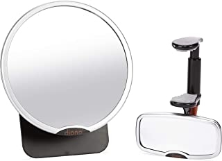 Diono Easy View, Baby Mirror & See Me Too Mirror for Mom