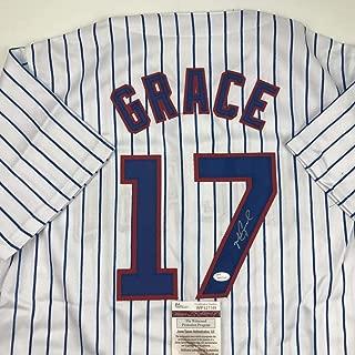Best mark grace signed jersey Reviews