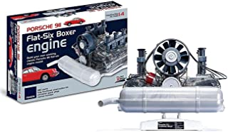 Haynes Flat-Six Boxer Engine Porsche 911 Visible Motor Working Model Kit Box New for Ages 14+