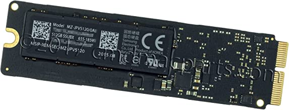Odyson - 512GB SSD (PCIe 3.0 x4, SSUBX) Replacement for MacBook Pro 13