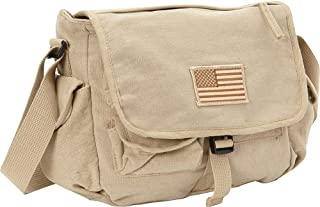 Fox Outdoor Products Retro Messenger Bag