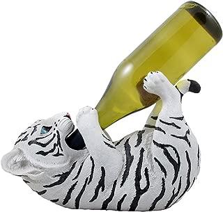 tiger cub wine bottle holder
