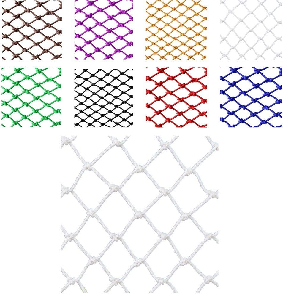Safety Ranking TOP1 Anti-fall Net Partition Protective White Max 47% OFF Decorative