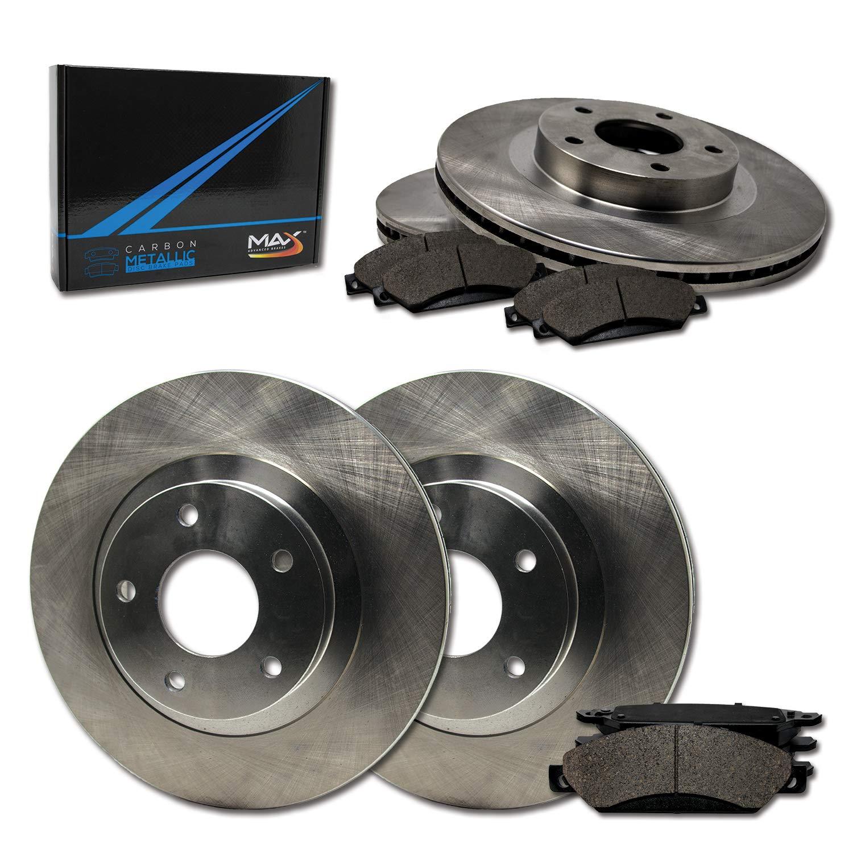 Max Brakes Front Metallic Pads TA014951-18