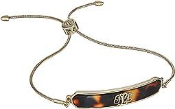 Tortoise Logo Slider Bracelet