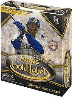 Best topps gold baseball Reviews