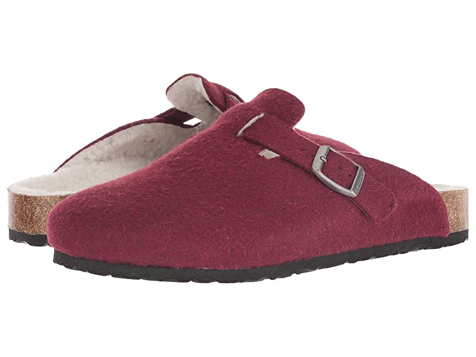UNIONBAY Drinky (Wine/White Fleece) Women
