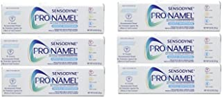 Sensodyne Pronamel Toothpaste, Gentle Whitening, Alpine Breeze Travel Size 0.8 Ounce (Pack Of 6)