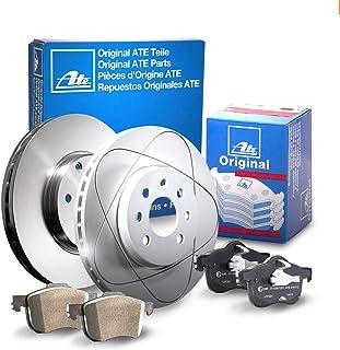 Bremsen Set POWER DISC Bremsscheiben + Bremsbeläge Vorne von ATE (1420 42782) Bremsensatz Bremsanlage Bremsen Kit,Bremsenset, Bremsscheiben, Bremsbeläge, Bremsen Set, Beläge, Bremsbelag,