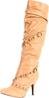 The Highest Heel Women's Blanka-11 - Ckdp Knee High Boot