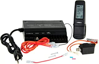 Skytech RCT-MLT-III Multi-Function Fireplace Remote Control System for Heat and Glow and Robertshaw Valve Systems