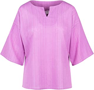 LOFBAZ Yoga Beach Hippie Shirt for Men Women Unisex Summer Tunic T Shirts