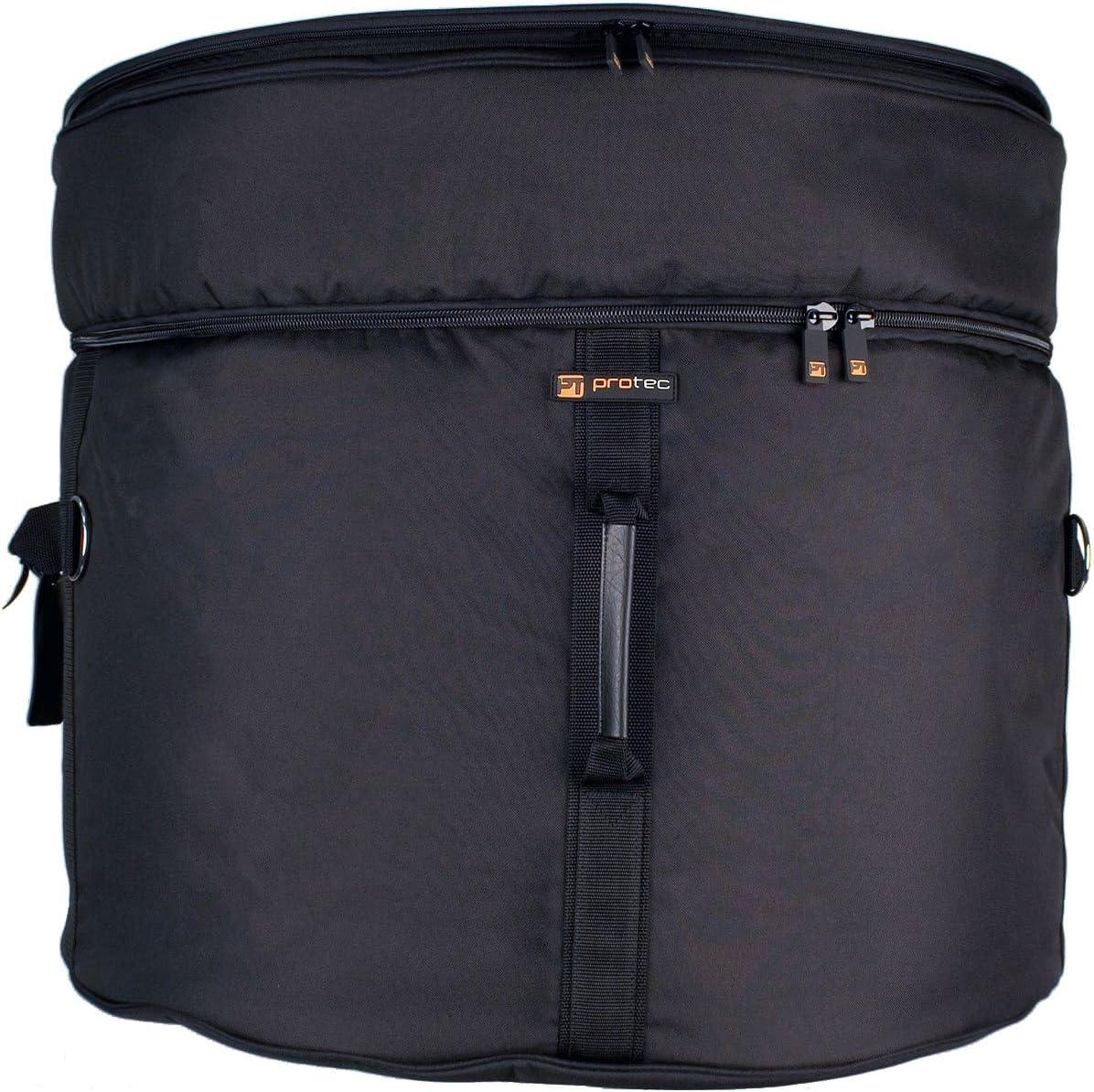 Protec 16 X 22 DELUXE DRUM BAG PADDED Max 43% Regular discount OFF KICK