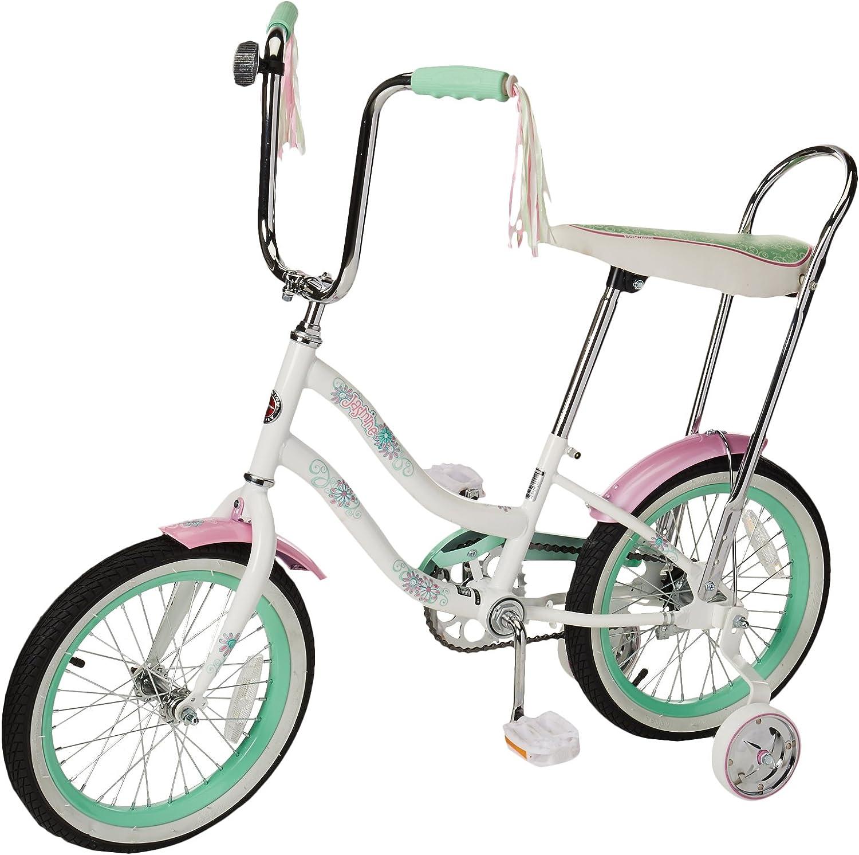 Schwinn Girl's Jasmine 16Inch Bicycle, White