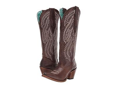 Corral Boots E1401 (Brown) Women