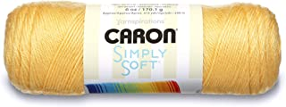 Caron Sunshine, Simply Soft Solids Yarn, Multipack of 24, 24 Pack