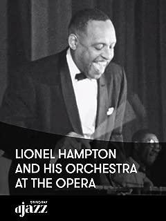 Lionel Hampton and his Orchestra at the Opera