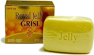 Grisi Royal Jelly Natural Anti Aging Herbal Soap Bar