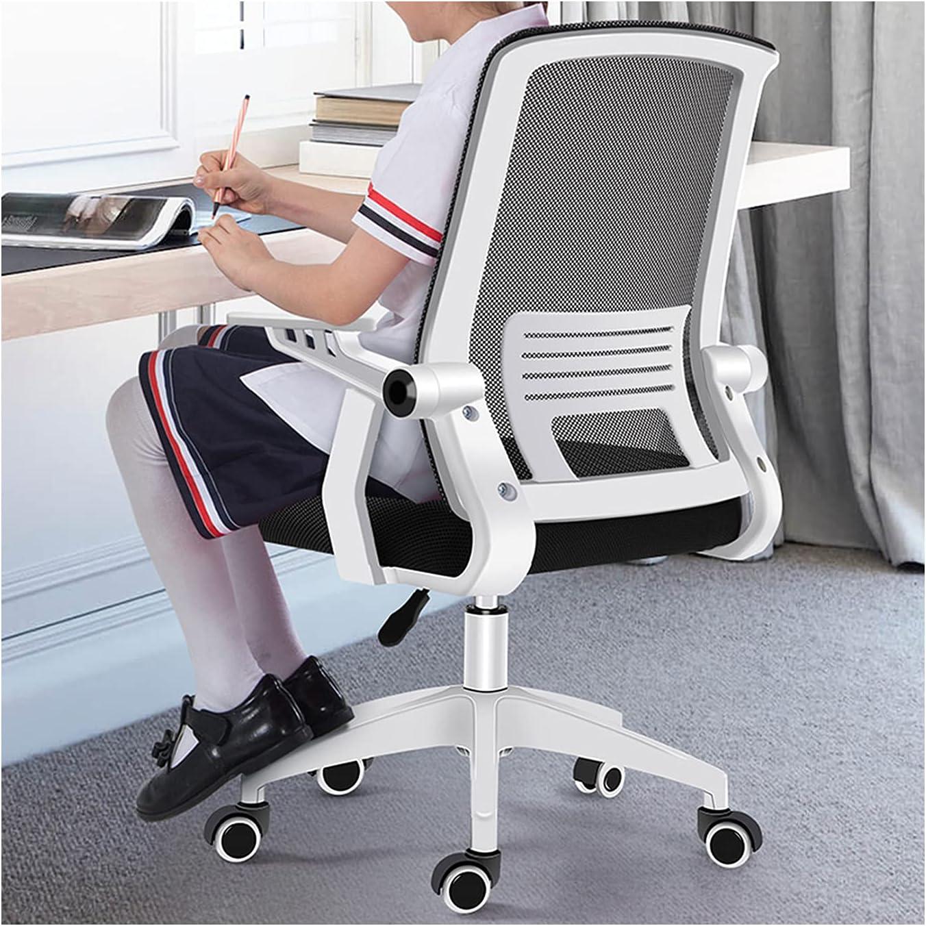 LWZ Office favorite Task Adjustable Max 42% OFF Desk Chair Children Stu Home Back Mid
