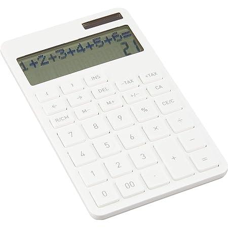 アスカ 電卓 計算式表示電卓 ()計算可 C1242W