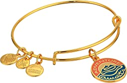 Alex and Ani Words Are Powerful Adventure Awaits Bangle
