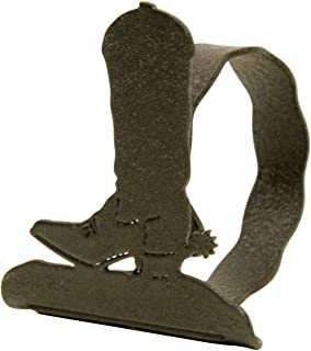 Cowboy Boot Napkin Ring