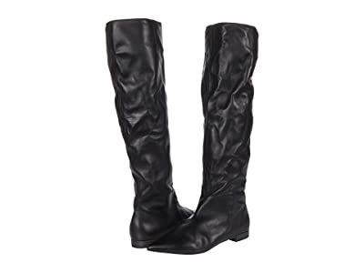Free People Hawley Tall Boot (Black) Women