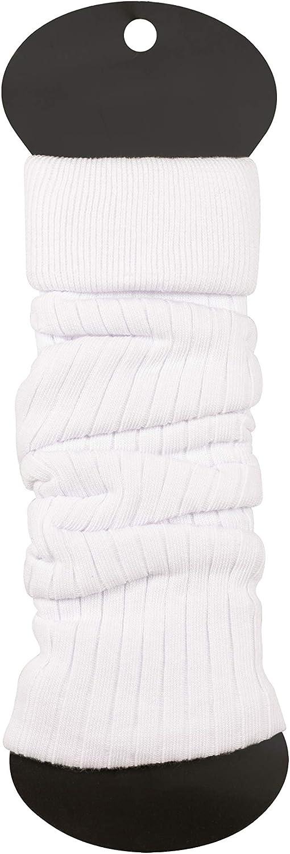 Ateena Calentadores de la pierna de algodón para mujer, cálido y cómodo, regalo deportivo, diferentes colores, talla única