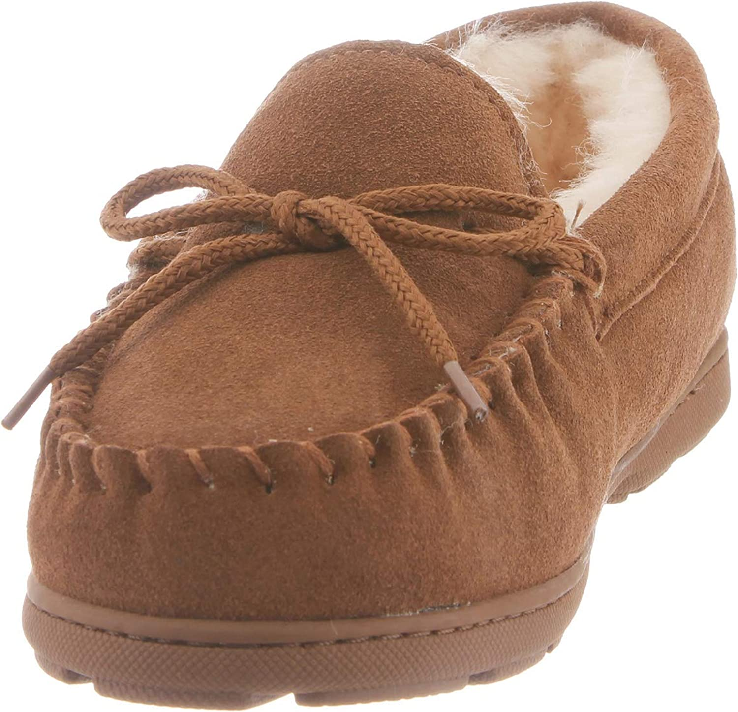 Bearpaw Womens Mindy Moccasin Slippers