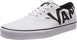 Vans Men's Doheny Big Logo Low-Top Sneakers